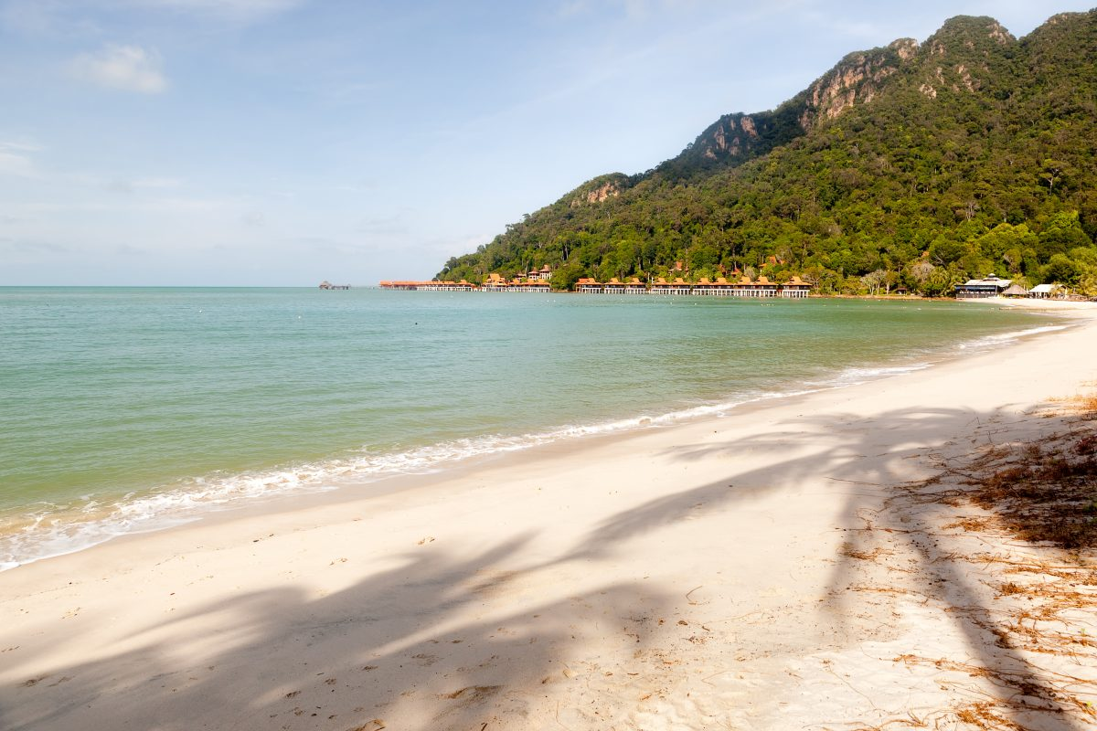 Langkawi Beach, Photo : Anton Zelenov